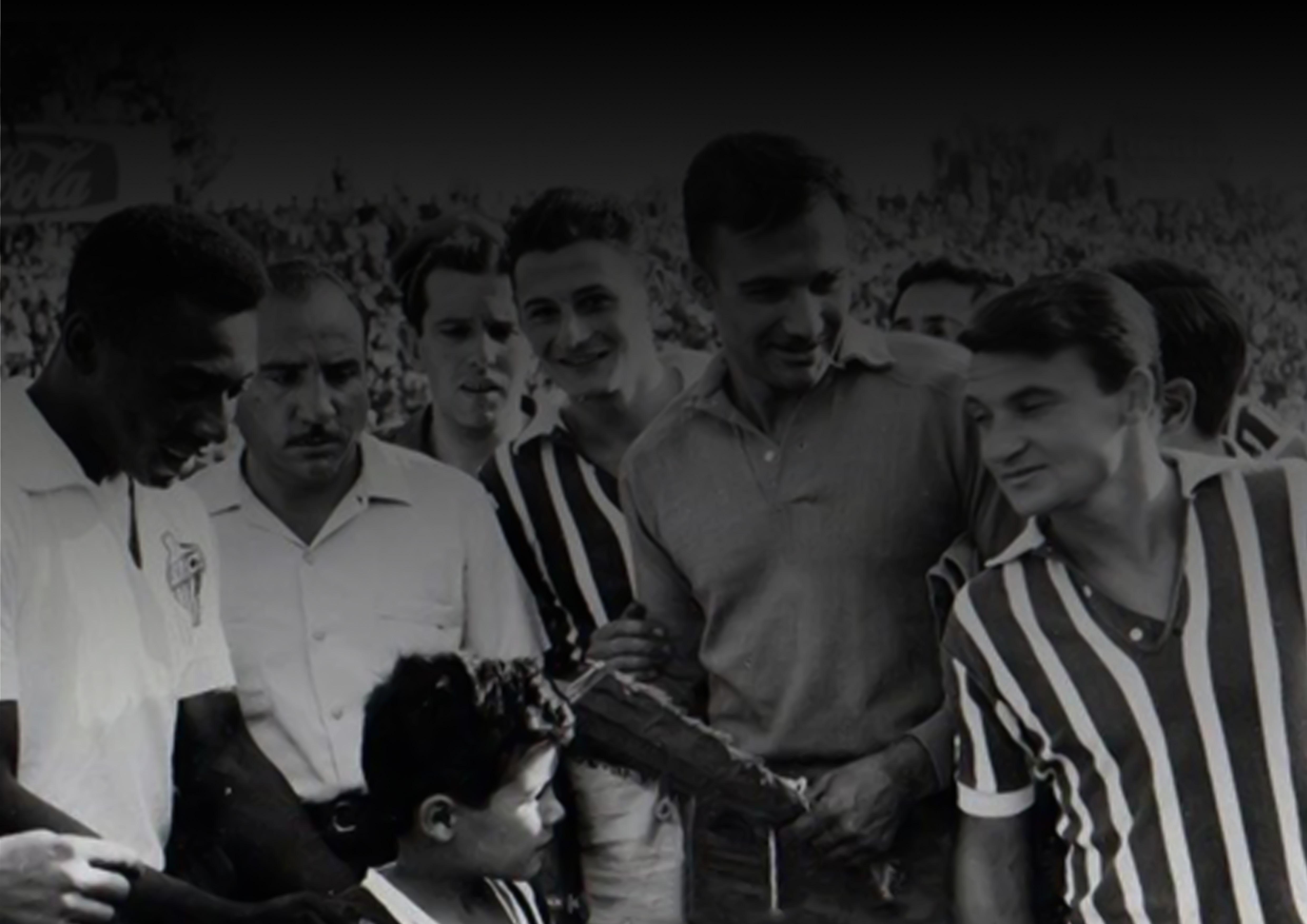 Page 46 of El día que el Santos de Pelé jugó en el Gambarte