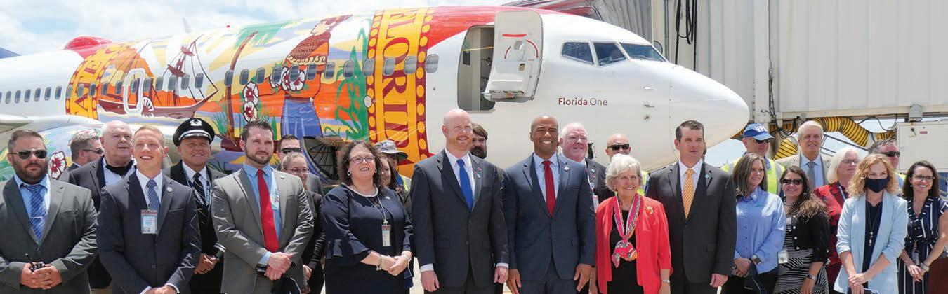 Page 22 of Southwest Inaugural Flight