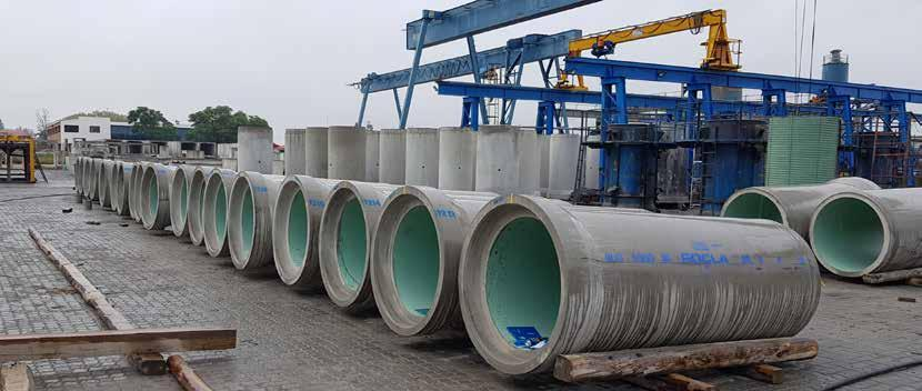 Page 21 of Concrete pipes for sewerage and water systems