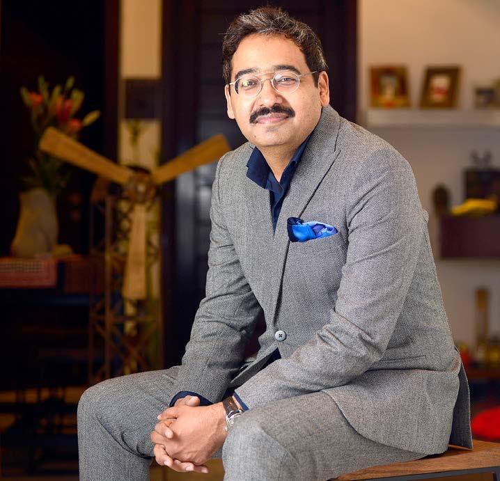 Page 72 of GautaM dutta, CEO, PVR Ltd