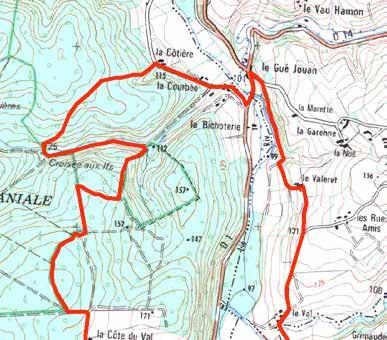 Page 36 of Circuit du Vaublanc à Plémet