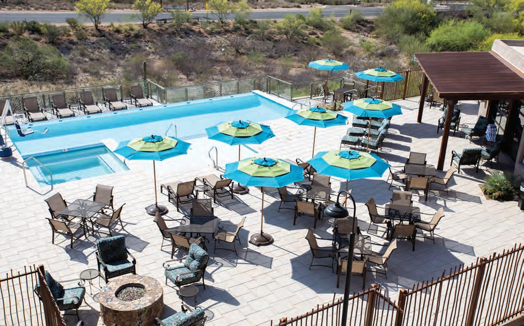 Page 130 of Hacienda Del Sol Guest Ranch Resort's $9.6 Million Expansion