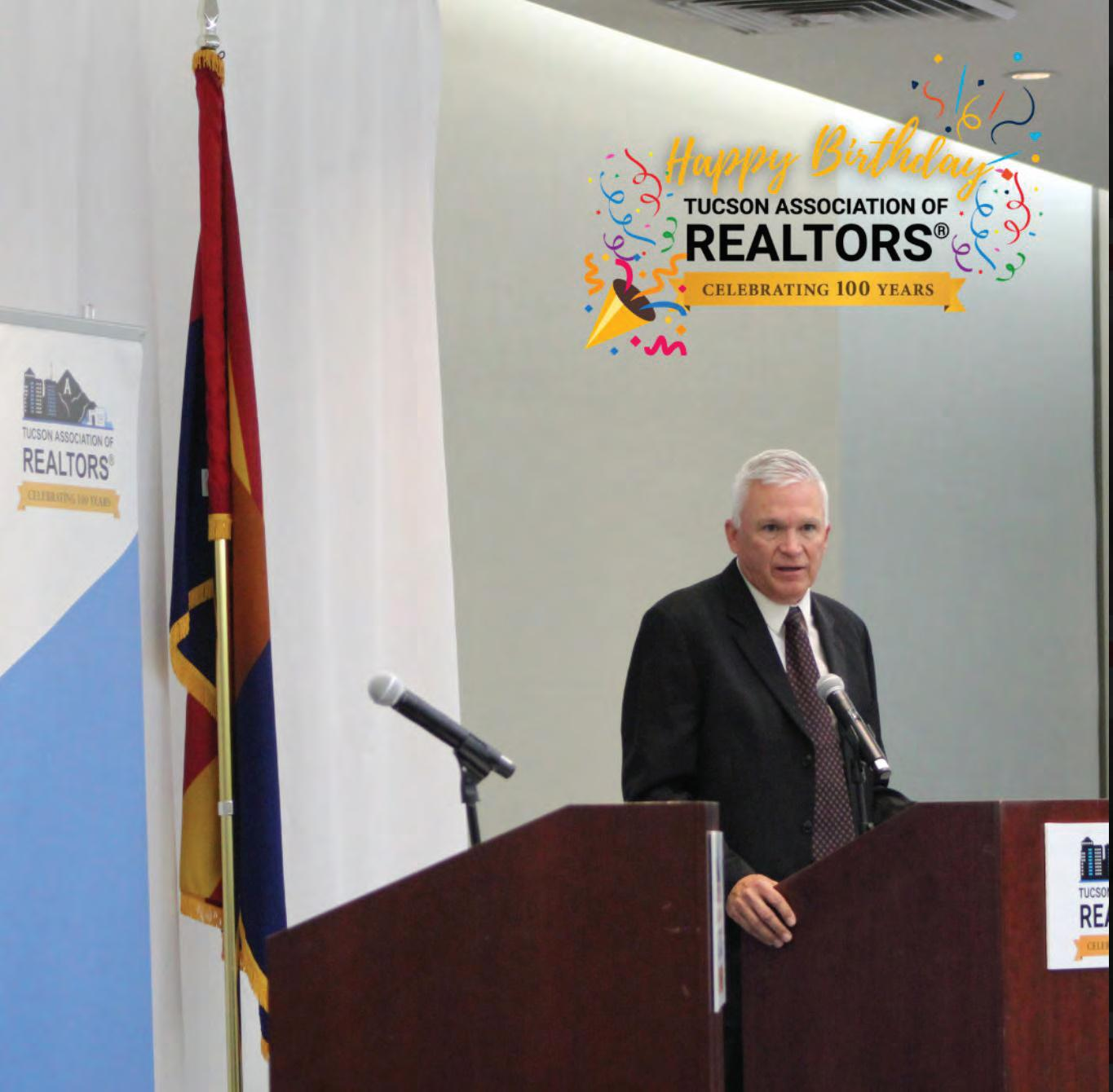 Page 54 of Tucson Association of Realtors at 100