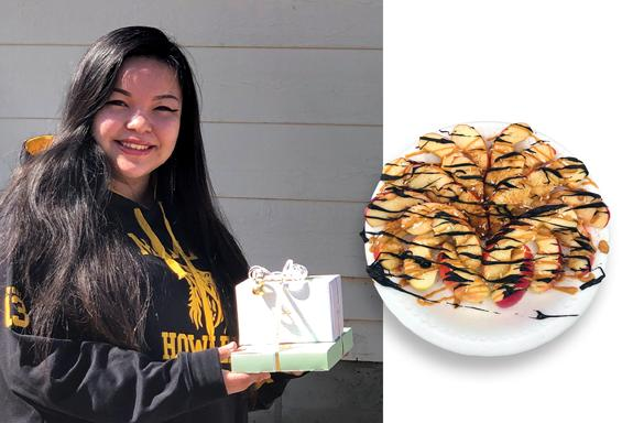 Page 34 of Grade 12 Student Wins MANS Healthy Food Contest