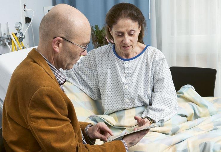Page 28 of Spitalseelsorge: Der Mensch ist mehr als seine Krankheit