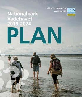 Page 6 of Nationalpark Vadehavet plan 2019-2024