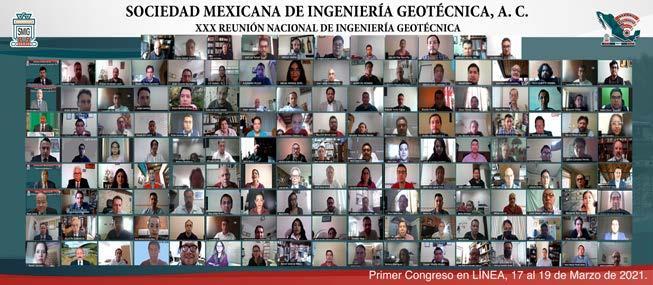 Page 45 of XXI Reunión Nacional de Profesores de Ingeniería Geotécnica
