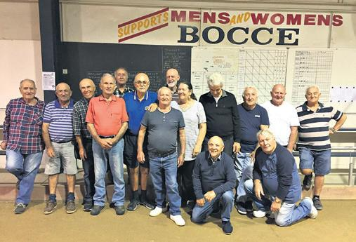 Page 30 of Newmarket Bocce Club