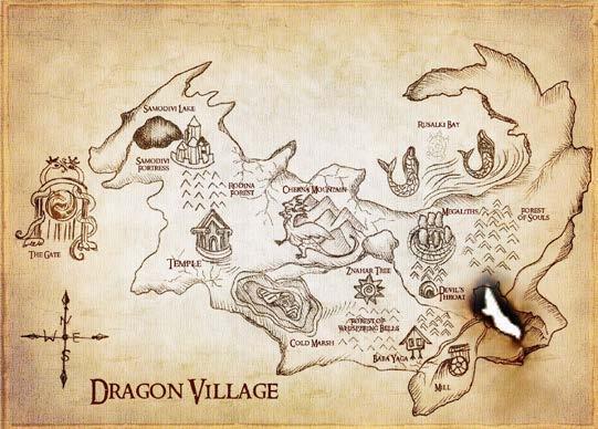 Page 43 of Dragon Village Nightmare by Ronesa Aveela