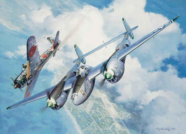 Page 12 of WWII Aviation Art