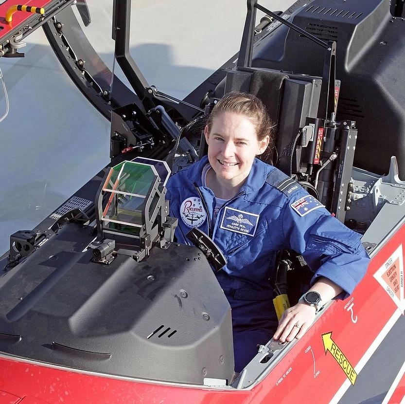 Page 14 of EXCLUSIVE INTERVIEW: ROULETTE PILOT AIMEE HEAL FLIES IN HER SEVENTH HEAVEN