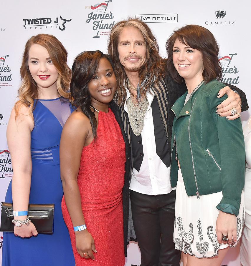 Page 48 of Steven Tyler's Janie's Fund – A Partnership with Youth Villages