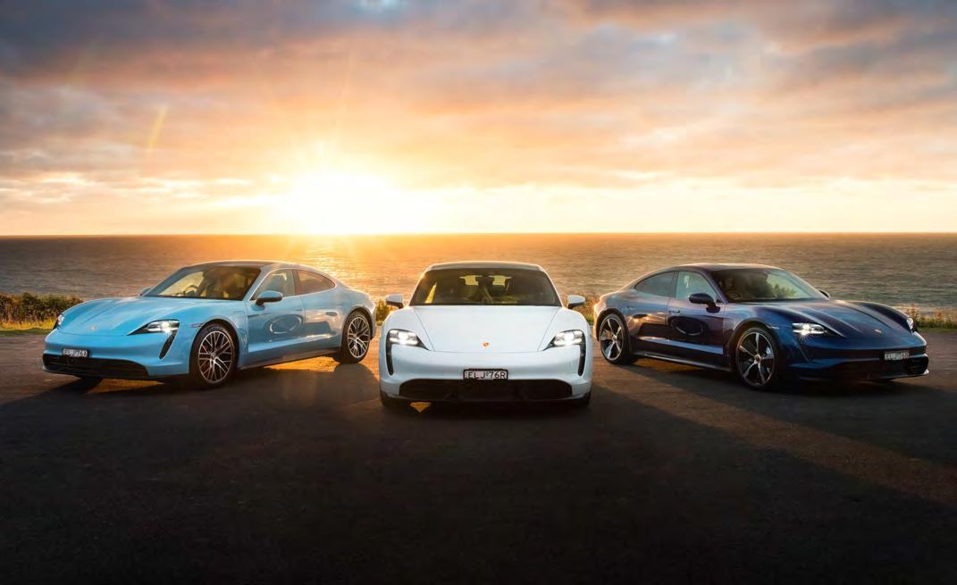Page 73 of Test Drive - Porsche pioneering electric and hybrid vehicles