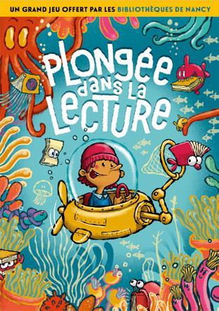 Page 8 of « Plongée dans la lecture » à Nancy : nourrir l'envie de lire des plus jeunes