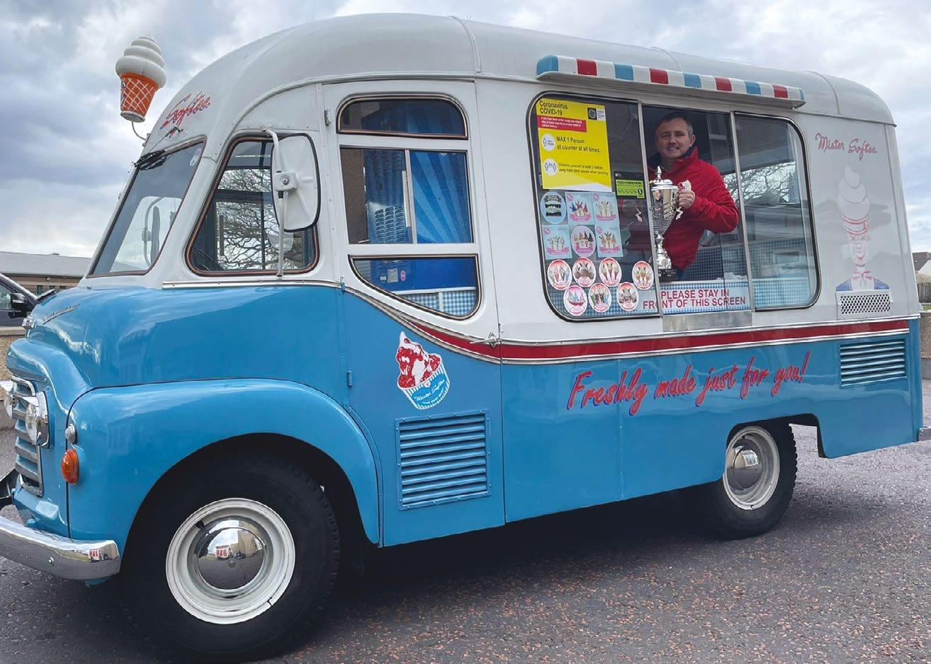 Page 13 of First Person from Northern Ireland Wins Ice Cream Van of the Year