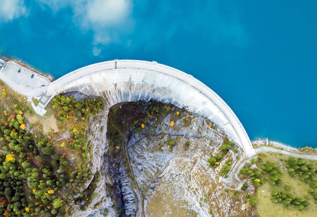 Page 58 of Rapport annuel 2020 de l'Association suisse pour l'aménagement des eaux