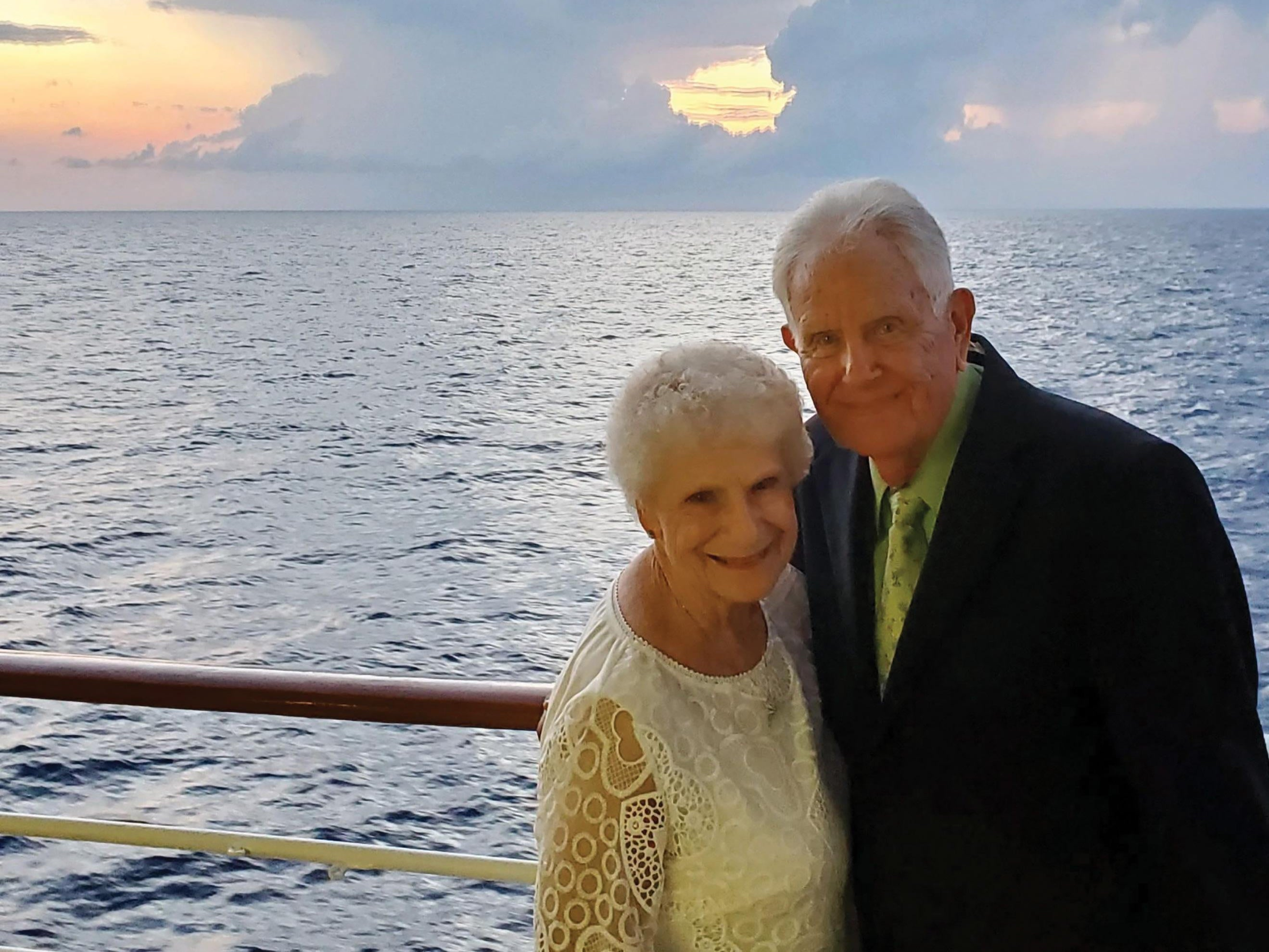 """Page 4 of Vince & Carrie Lawrence: Thankful To Call Our Parish """"Home"""""""