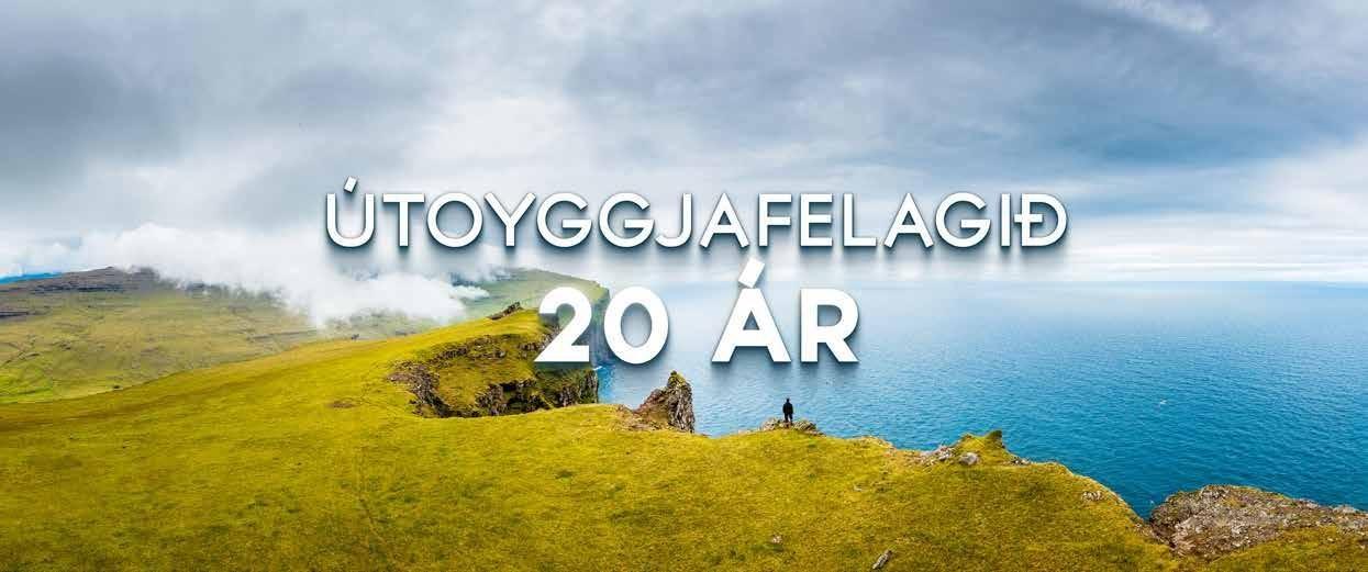 Page 5 of Útoyggjafelagið 20 ár ...................................... s