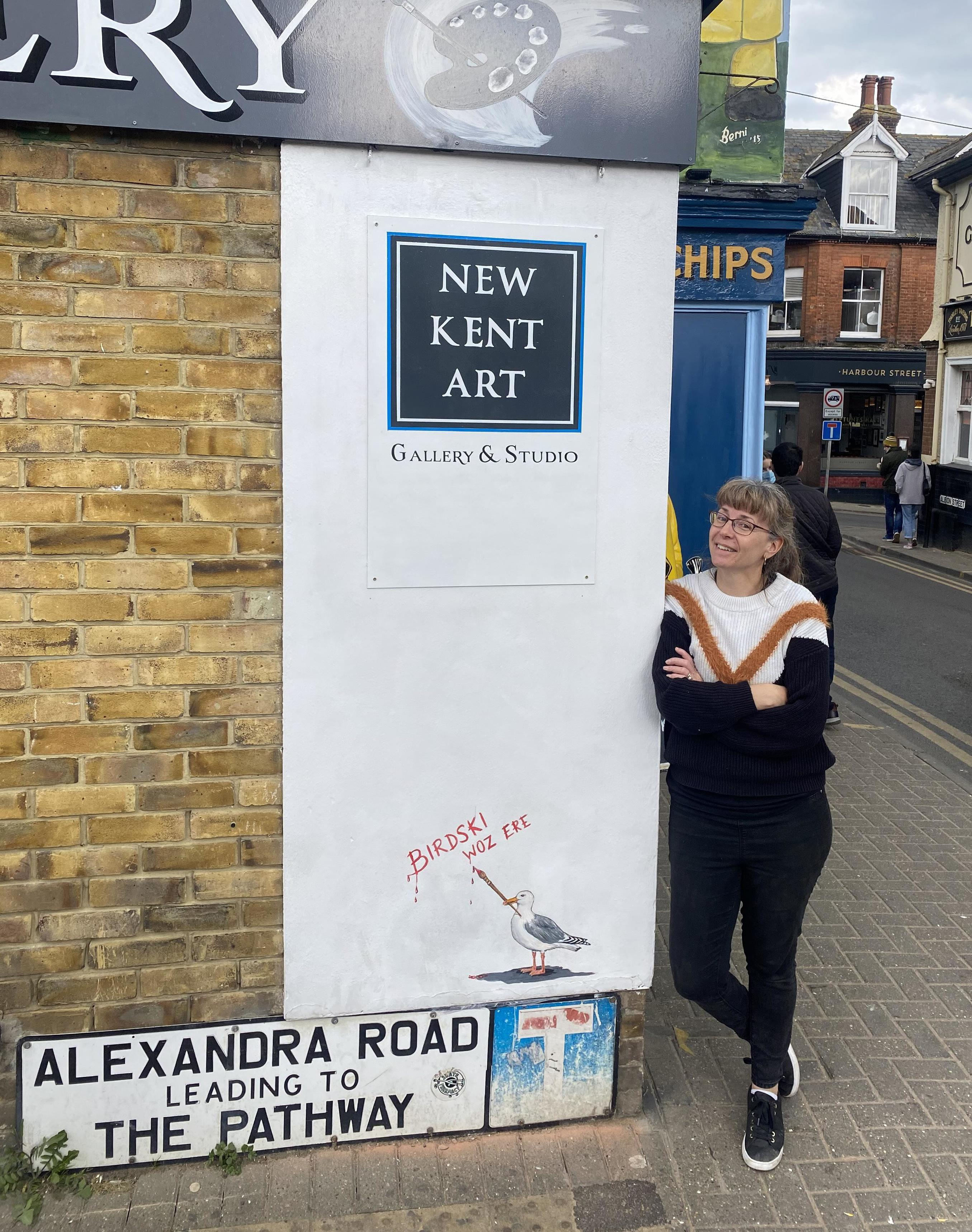 Page 44 of New art in town – Lannah Marshall on the gallery on Albion street committed to bringing art to every corner of our town