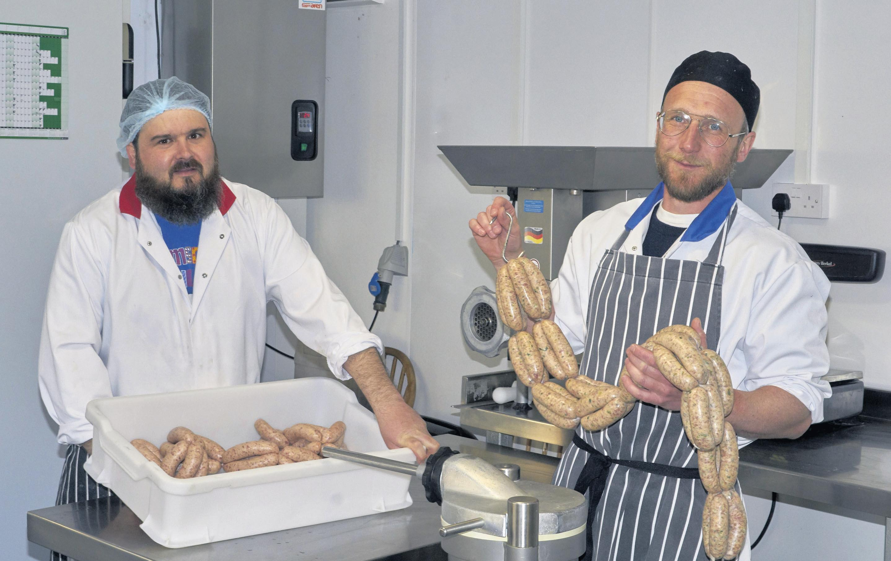 Page 12 of Have a butchers at St Peter's Sausage