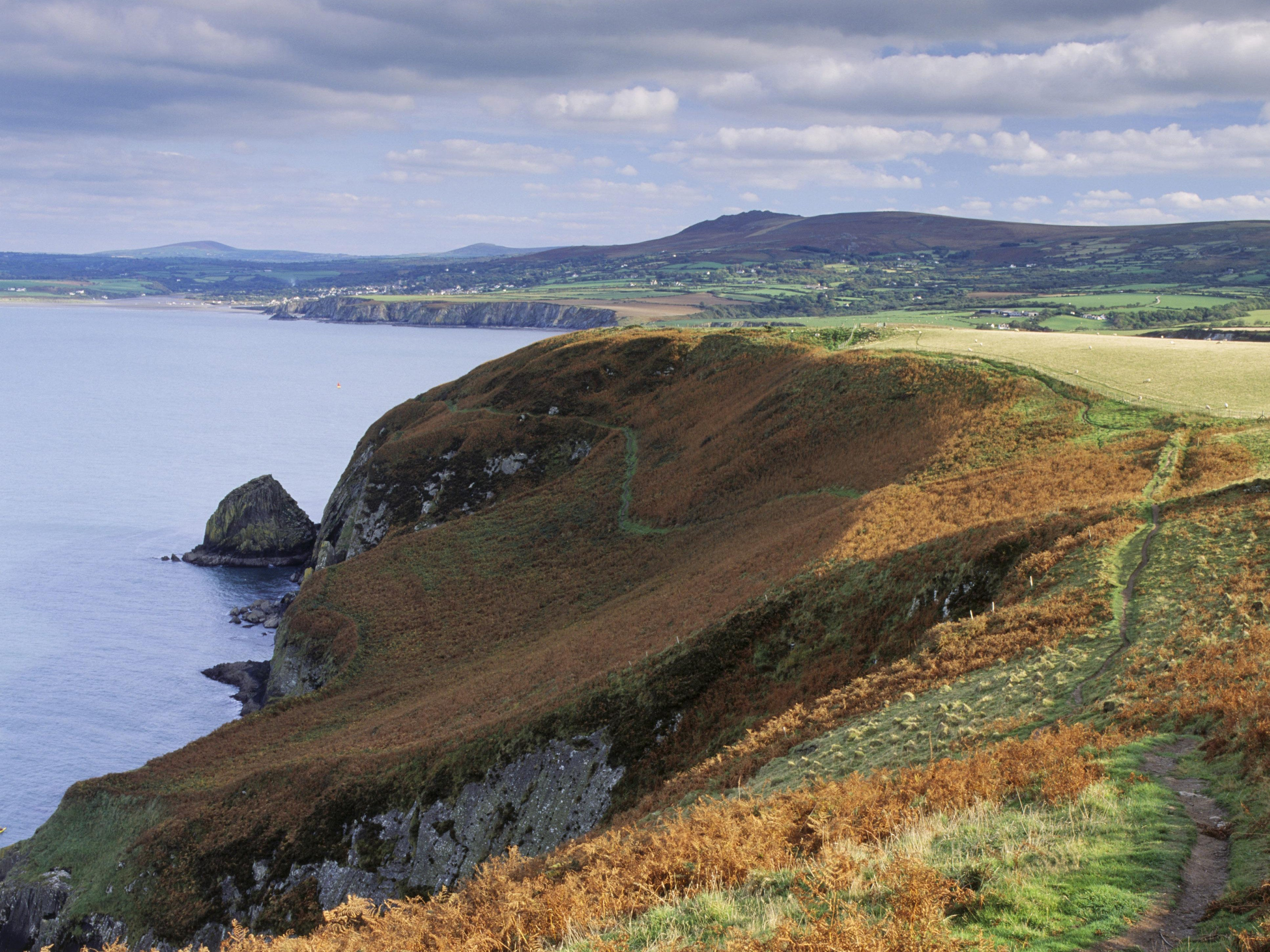 Page 72 of Wales: Pembrokeshire Coast National Park