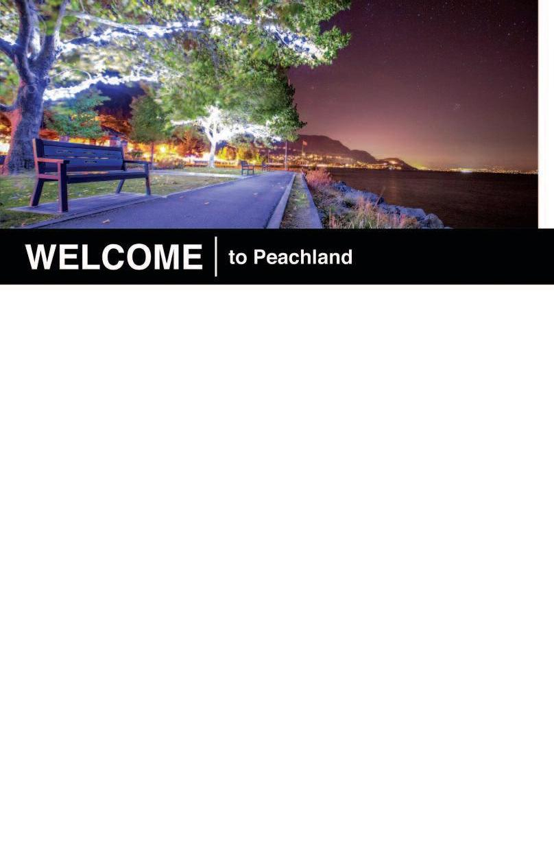 Page 5 of Welcome to Peachland