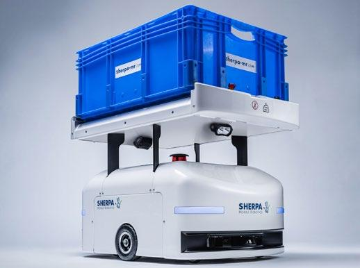 Page 30 of Sherpa Mobile Robotics deploys a fleet of robots for line-side automation at FPT Industrial