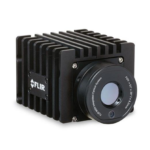 Page 8 of FLIR A50 and A70 Thermal Cameras Offer Turnkey Solutions for Efficient Data Analysis