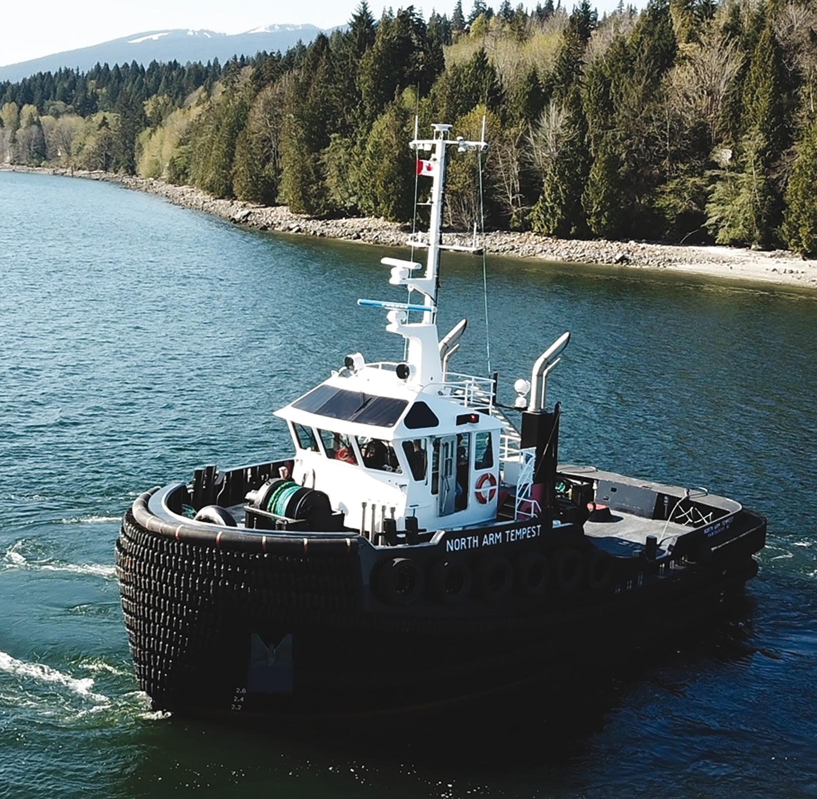 Page 30 of North Arm Transportation, Vancouver, B.C