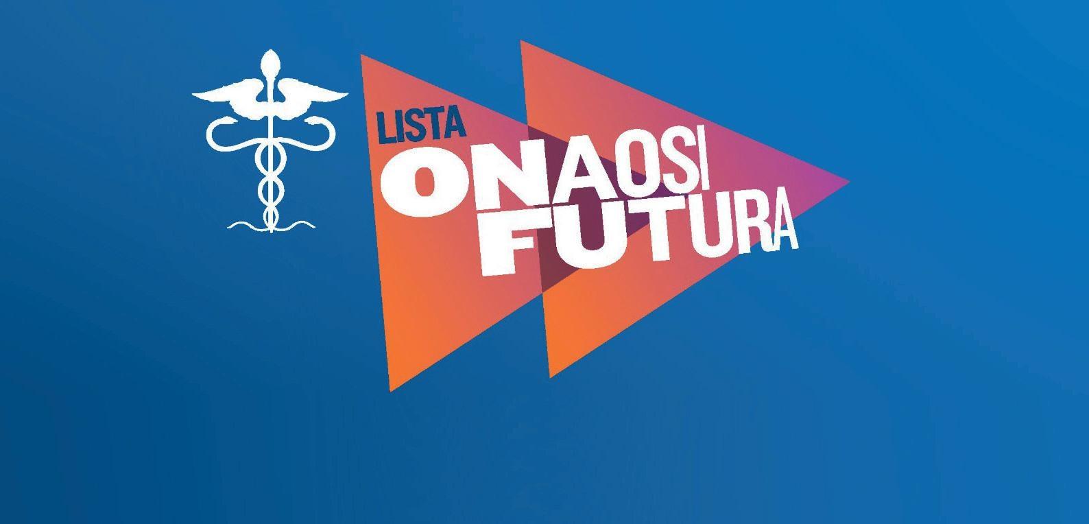 Page 8 of Elezioni ONAOSI Il Programma e la Lista n. 1 ONAOSI Futura