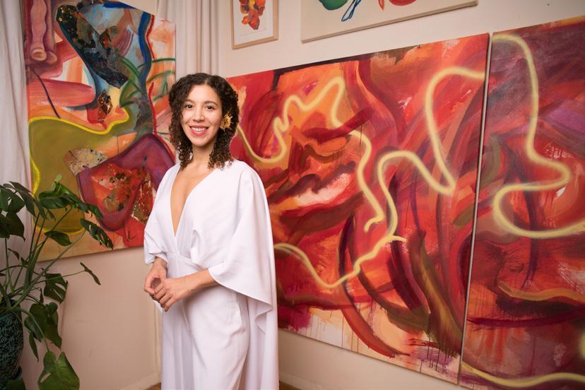 Page 76 of Gabriela Gil Renaissance Woman