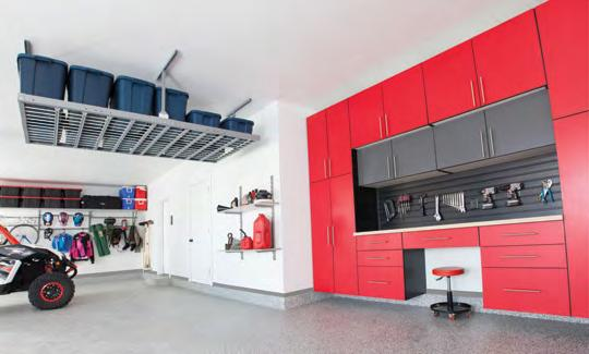 Page 16 of Functional, Attractive Garage Storage