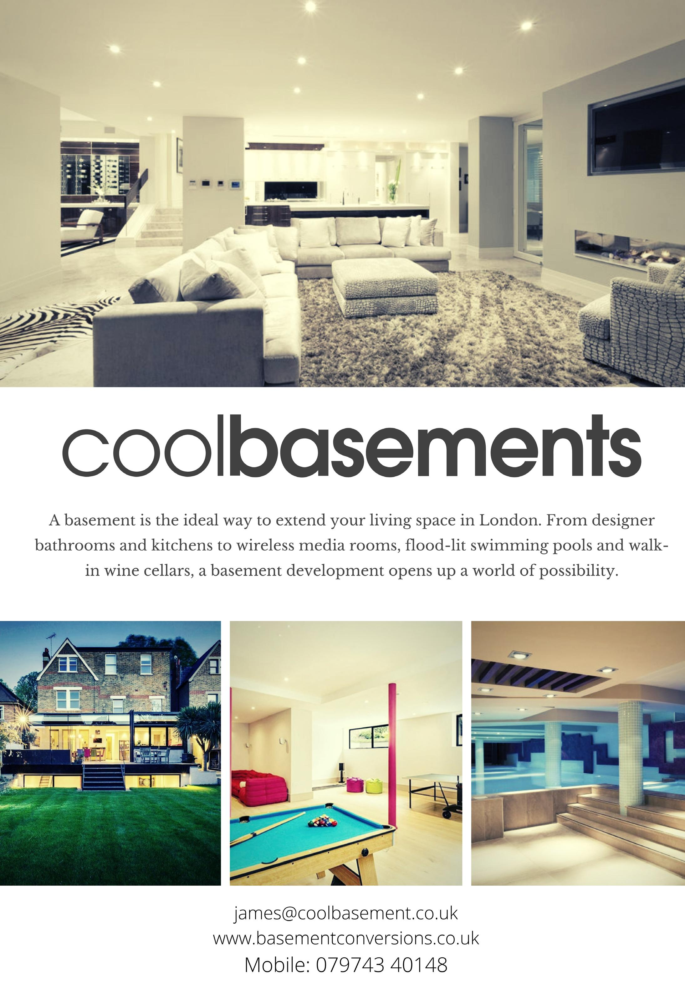 Page 36 of Interview: Cool Basements