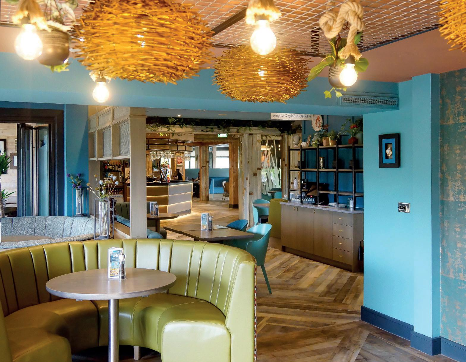 Page 28 of DESIGN COAST: THE GAILES HOTEL