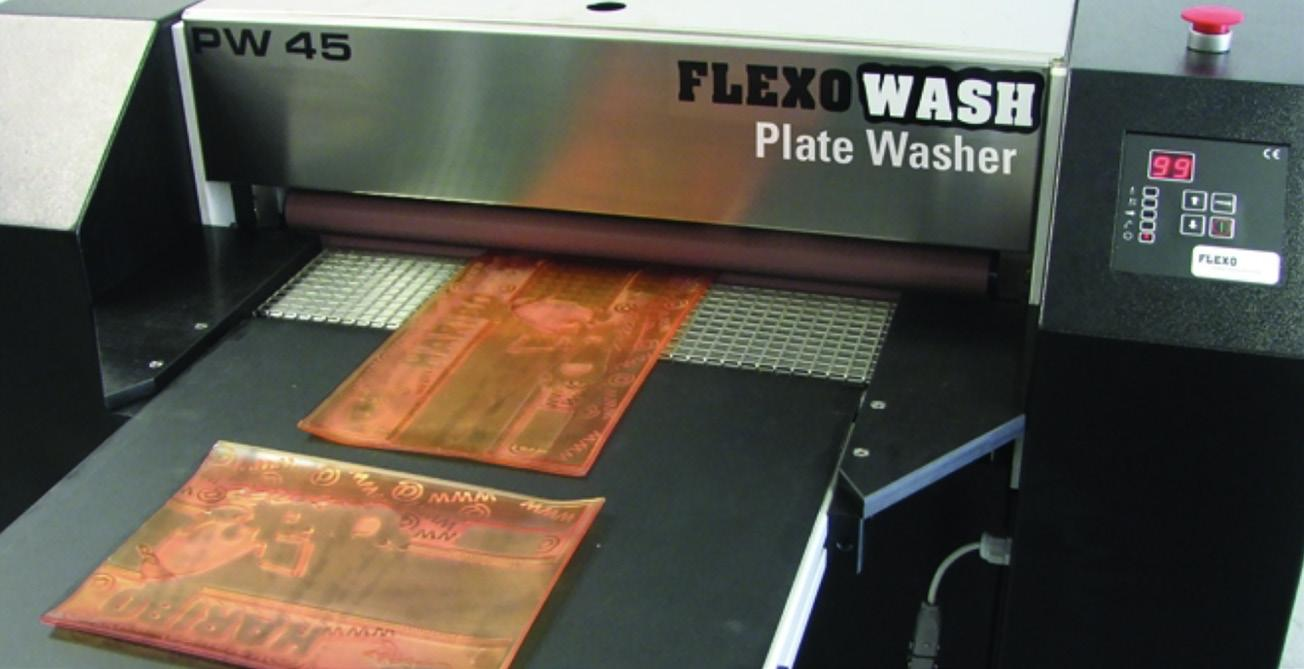 Page 42 of Cleaning your flexo plates, anilox rolls and print stations