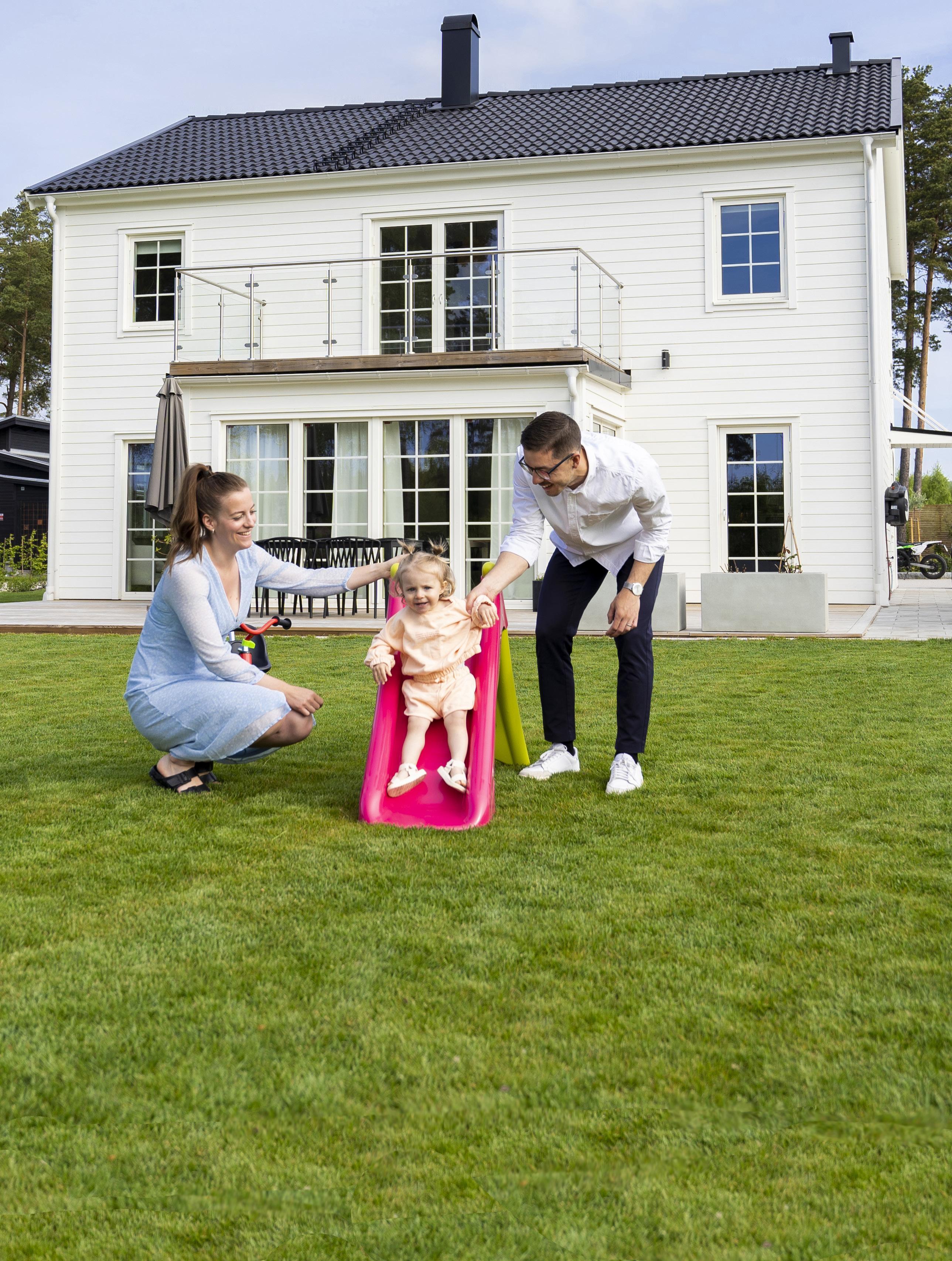 Page 10 of Bankbyte ger trygghet för familjens dotter