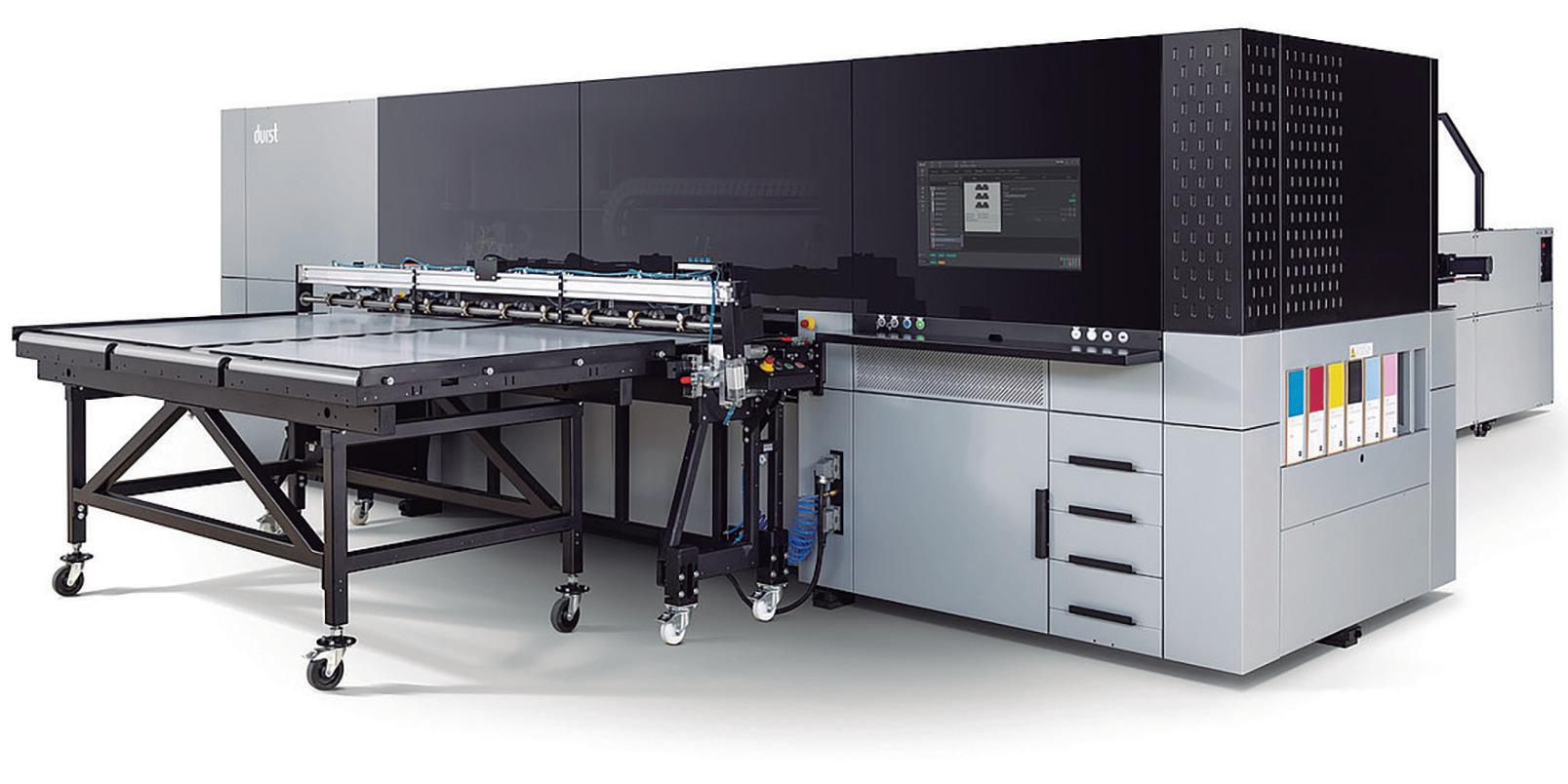 Page 30 of Durst presenta P5 250 WT