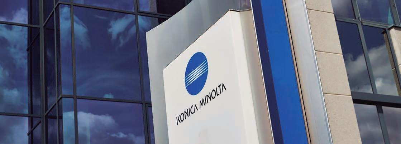Page 34 of Konica Minolta es seleccionada operadora comercial certifi cada por DX