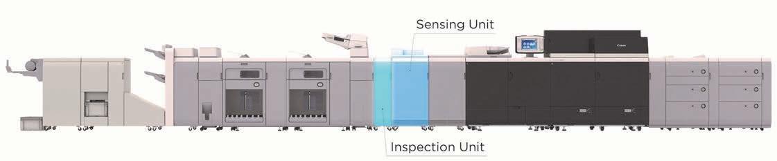 Page 24 of Canon presenta posibilidades de automatización para la serie imagePRESS C10010VP