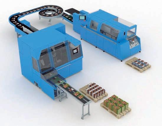 Page 55 of Müller Martini muestra la transformación digital en el acabado y la fábrica inteligente