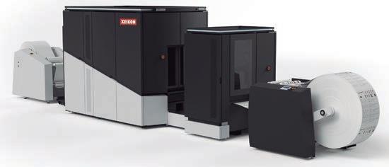 Page 56 of Xeikon presentó sus nuevas prensas digitales