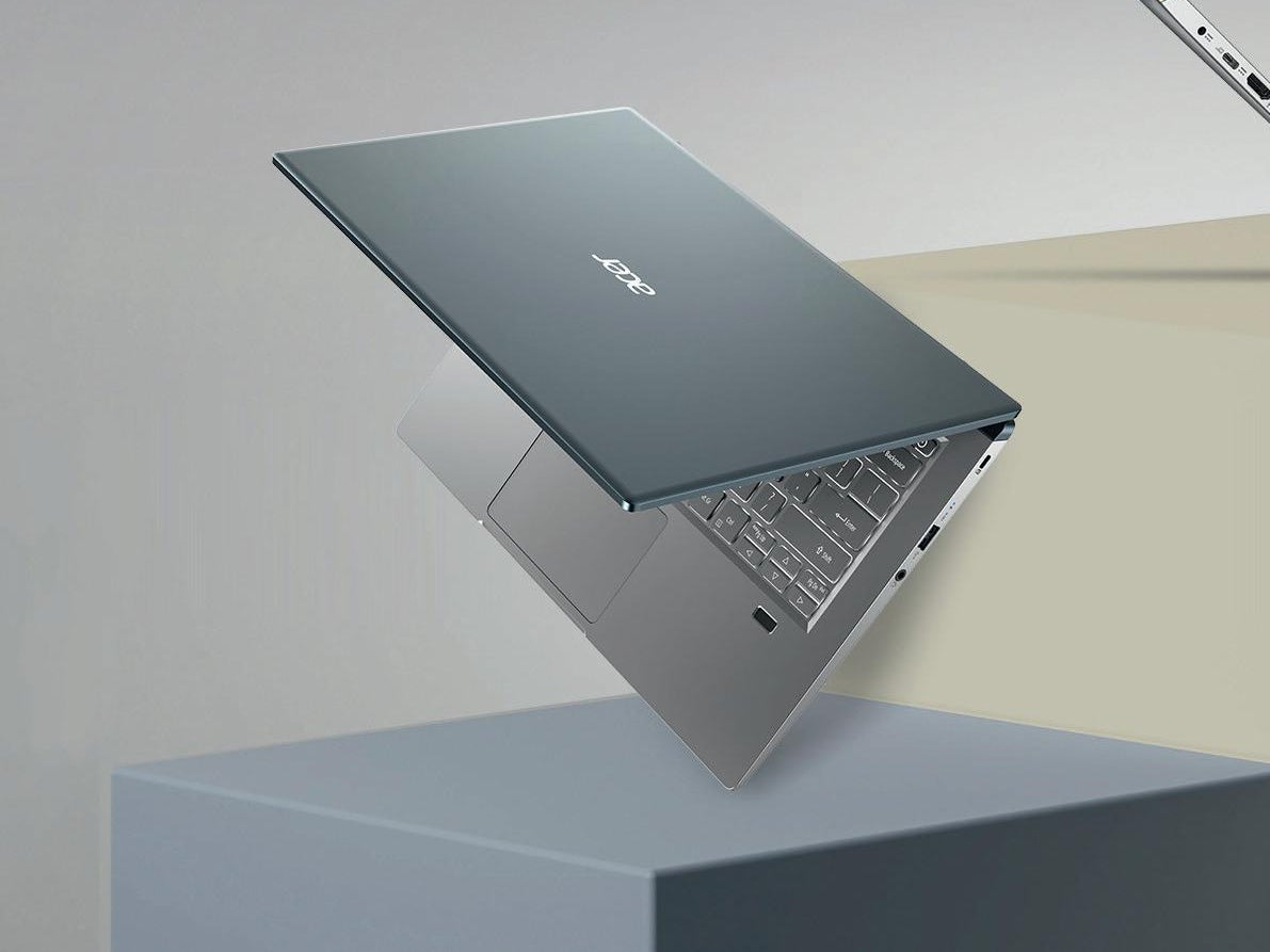 Page 14 of Acer Swift X