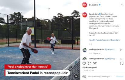 Page 26 of Social Wall: Zo leuk is padel