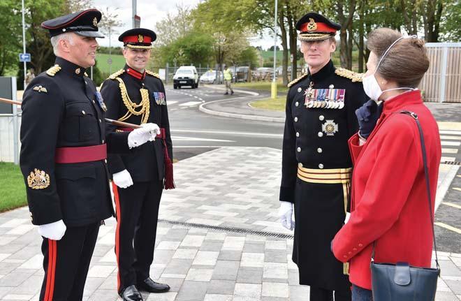 Page 4 of Royal visit