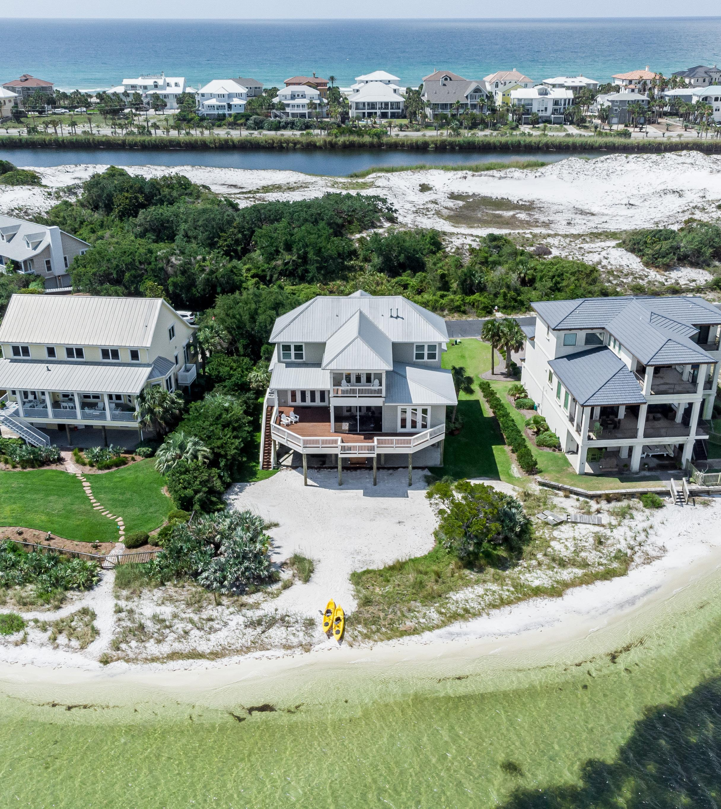 story from: 25 Sugarbowl Ln. Pensacola Beach, FL 32561