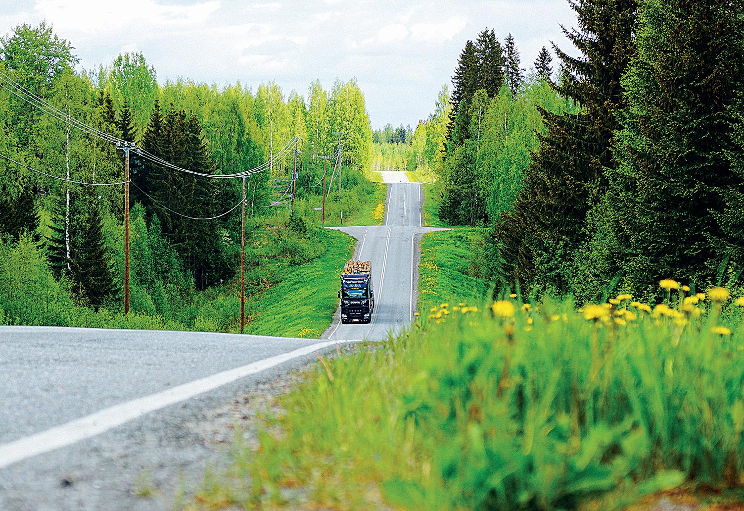 Page 32 of Mäkinen drumliinitie vie Jäppilään