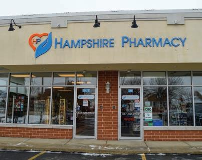 Page 16 of Hampshire Pharmacy: Promoting Health With a Personal Touch