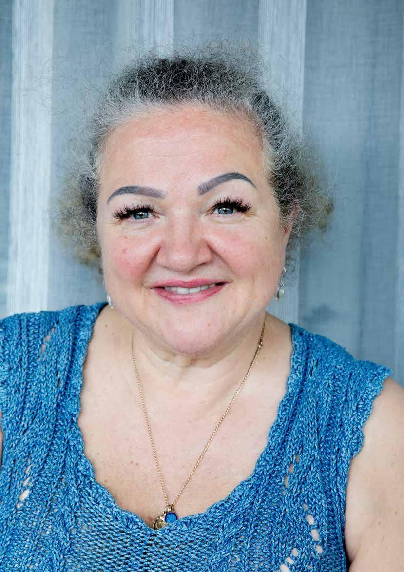 Page 38 of Hun kom og ble: Dorota Gorski fra Polen