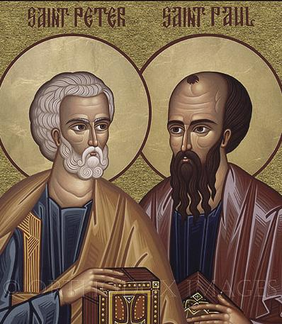 Page 6 of The Church, A Universal Family: The Solemnity of Sts. Peter and Paul