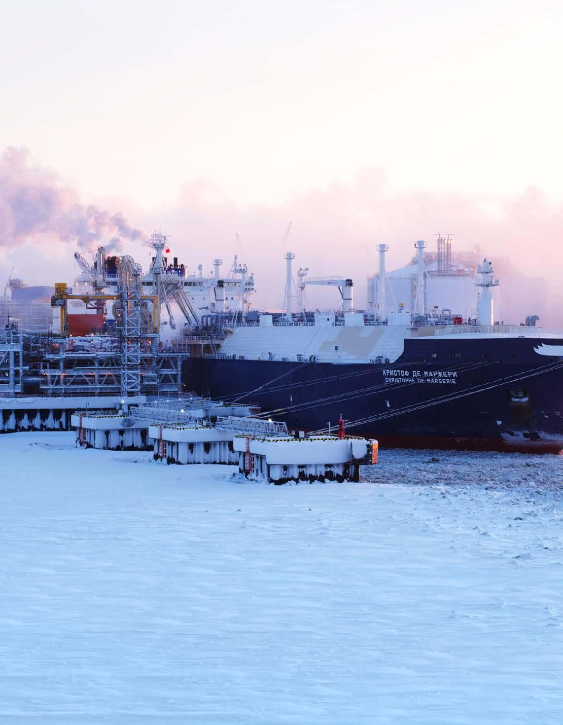 Page 38 of Russia's LNG ambitions